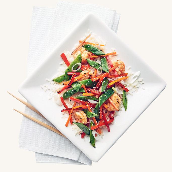 kinesisk meny hangchow